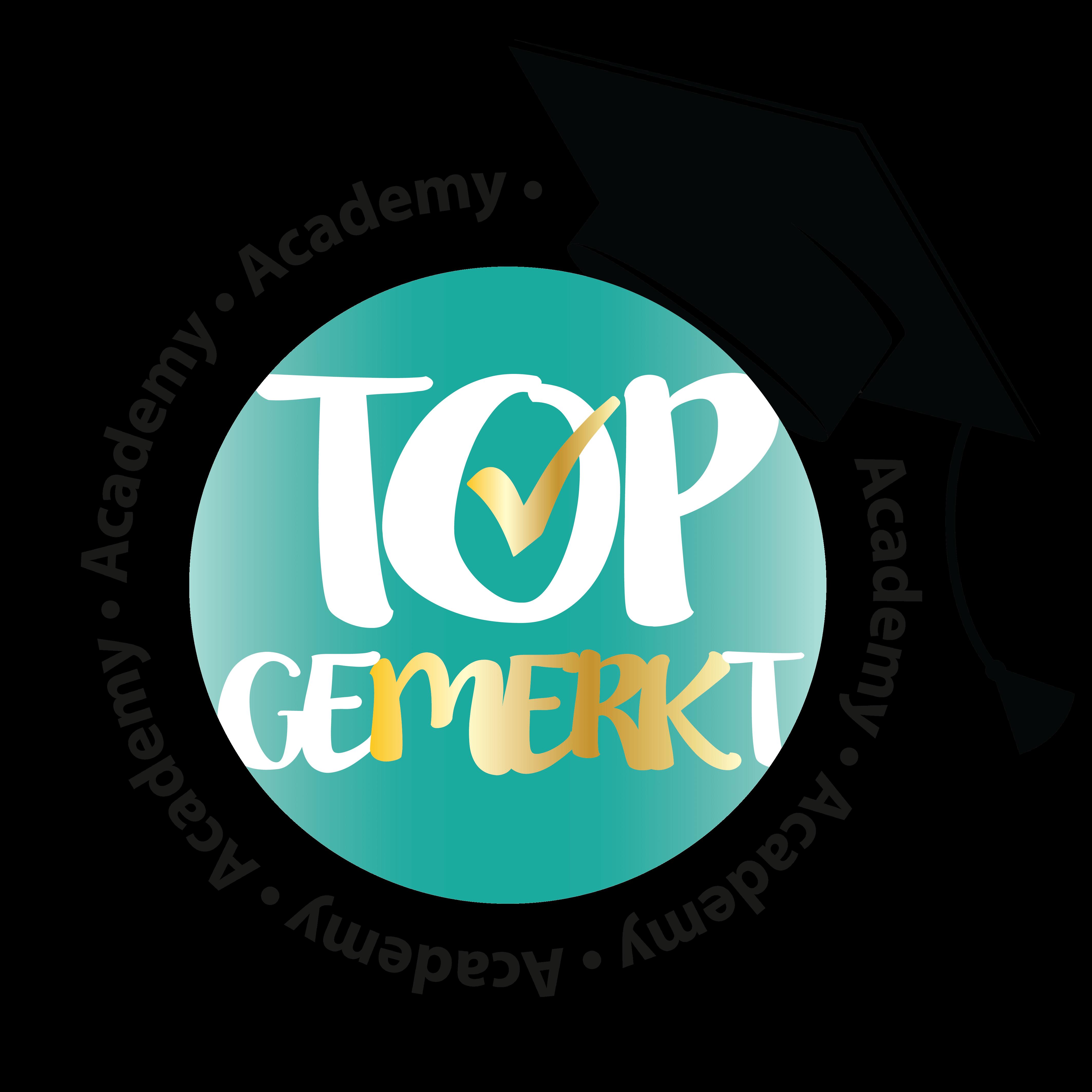 Logo TopGemerkt Academy