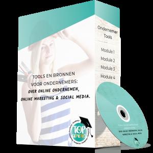 Mockup - tools voor ondernemers