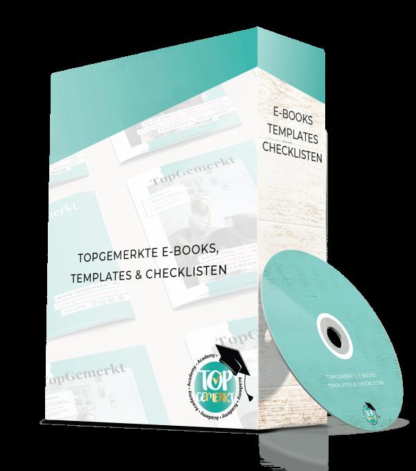 TopGemerkte Ebooks-templates-checklisten - mockup - TopGemerkt Academy